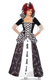 alice in wonderland costume spirit halloween wonderland chess queen costume red queen costumes and queens