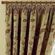 Terracotta Blackout Curtains Maybury Ready Made Curtains Terracotta Uk Delivery Terrys Fabrics