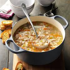 day after thanksgiving turkey carcass soup turkey soup recipe taste of home