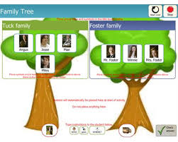 family tree sort with names