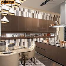 kitchen cabinet door suppliers oppein modern tempered glass kitchen cabinet doors supplier buy