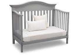 Grey Convertible Cribs Banbury 4 In 1 Convertible Crib Delta Children