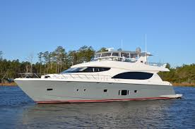 hatteras 80 foot motoryacht captain ken kreisler u0027s boat and