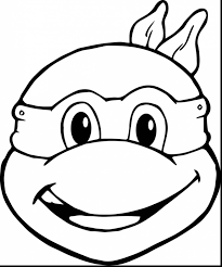 teenage mutant ninja turtles coloring pages ninja