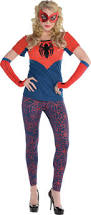 party city new halloween costumes create your own women u0027s spider costume accessories party city