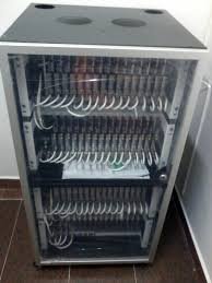 Conhecido Foto: Rack para Pousadas e Hoteis de Venus Telecom #229874  &BT83