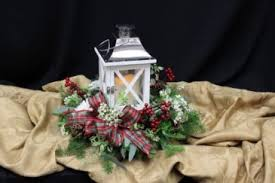 lantern centerpiece mrs lougheed christmas lantern centerpiece in sudbury on