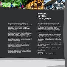 skylon park hereford on behance
