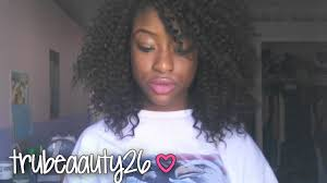 bohemian curl wvg outre sol bohemian wave hair review youtube