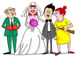 dessin humoristique mariage mariage obligatoire sous pression