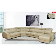 Sectional Sofas Modern 8312 Modern Sectional Sofa Sliding Seats Esf Furniture Modern