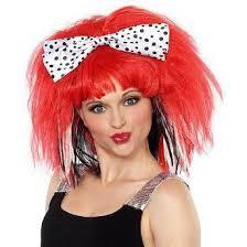 polka dot hair 80s polka dot fashion at simplyeighties