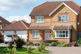 perfect front garden ideas no grass idea nice design gallery newly built detached house with front garden and double garage uk designing your gallery kerb appeal