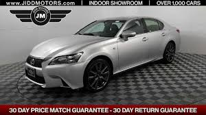 lexus gs 350 sport price used 2015 lexus gs 350 f sport stock 5478 jidd motors des