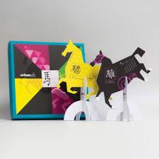 Desk Calendar Design Ideas 2014 The Year Of Horse Calendar Design Creative Desktop Calendar