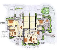 multi family plan 56562 at familyhomeplans com