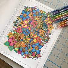 speed coloring in my coloring book double the fun youtube