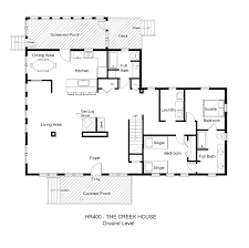 Livia Condo Floor Plan by Canalfront Vacation Rental The Creek House