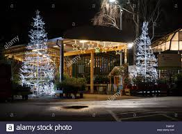 Brown Christmas Tree Decorations Uk by Lower Morden Lane Surrey Uk 23rd December 2015 Christmas Tree