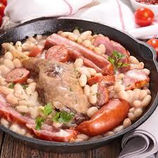 entr cuisine facile cassoulet de toulouse facile recette cassoulet de toulouse