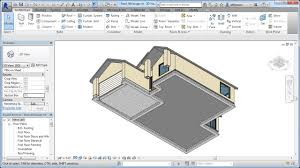 jensen u0027s revit tutorial residential house 10 thicken slab edge