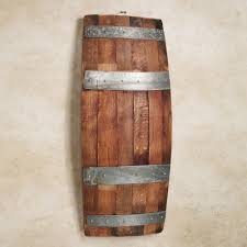 wine barrel wall decor design ideas and decor