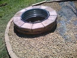 Cheap Backyard Fire Pit by How To Build A Fire Pit Cheap Diy Bricks Home Fireplaces