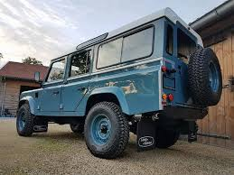 land rover camel 1992 land rover defender 110 u2013 200tdi diesel body off restoration