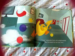 book review for children doodling through life