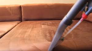 stoff sofa reinigen reinigung einer microfaser durch sprühextraktion