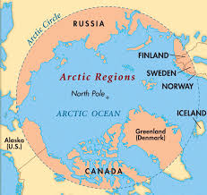 Arctic Map A Definitively Defined Topic Smart Meetings Blog