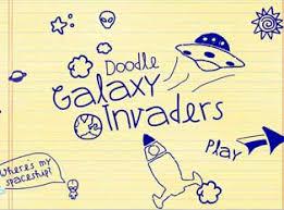 doodle galaxy invaders doodle galaxy invaders no 8613 on t45