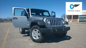 first jeep ever made 2014 jeep wrangler sport test drive and review youtube