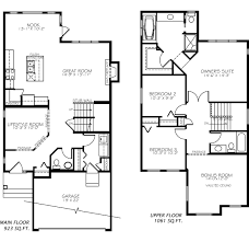 Attached Garage Designs Pacesetter Homes Maddyii Front Attached Garage Floorplan Fave