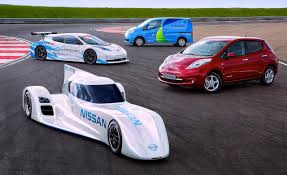 nissan leaf zero emission nissan leaf nismo rc would get an extra battery when it races