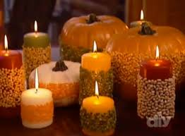 thanksgiving centerpiece from jeanne benedict s diy network show