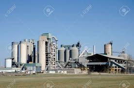 cement factory concrete or cement factory heavy industry or construction industry