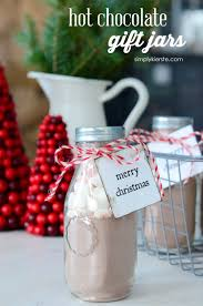 hot chocolate gift hot chocolate gift jars simply kierste design co