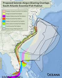 Seismic Risk Map Of The United States by Maps Show At Risk Marine Life Threatened By Unnecessary Seismic