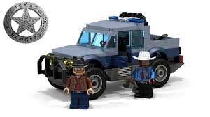 lego mini jeep lego ideas walker texas ranger
