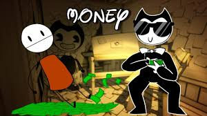 Money Meme - money meme 4k special the meatly bendy and the ink machine