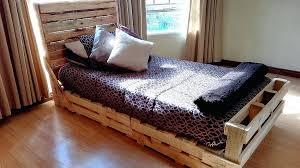 bed frame with lights palette bed single pallet sleigh bed pallet bed frame with lights