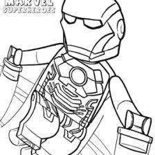 coloring pages lego marvel kids drawing coloring pages