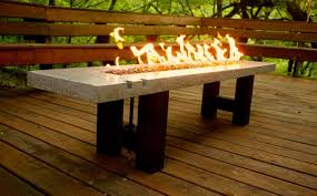 table best fire pit reviews wonderful wood fire pit table best