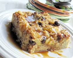 try this tasty gluten free bread pudding recipe