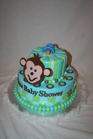 cakedreamz com cakes mod monkey baby shower cake