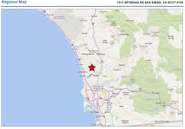 San Diego County Zoning Map by 7417 Artesian Rd 0000 San Diego Artesian 160026991