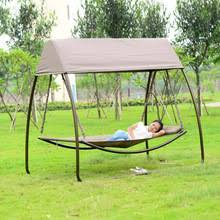 Swing Bed With Canopy Popular Canopy Patio Swing Buy Cheap Canopy Patio Swing Lots From