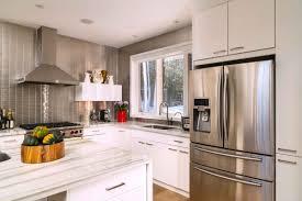 Cabinets  Storages Amazing White Stylish Kitchen Look Expensive - Expensive kitchen cabinets