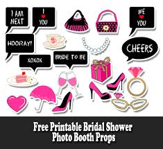 props for photo booth free printable bridal shower photo booth props jpg